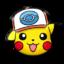 Pikachu gorra Teselia