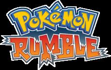 Logo de Pokémon Rumble.png