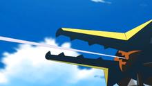 Vikavolt usando disparo