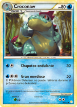 Croconaw (Heartgold & Soulsilver TCG).png