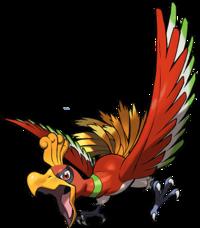 Artwork de la distribución de Ho-Oh del Festival de Pokémon legendarios.png