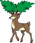 Sawsbuck verano (dream world).png