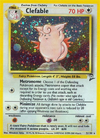 Clefable (Base Set 2 TCG)