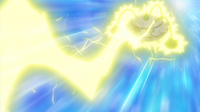 Ferrothorn usando rayo.