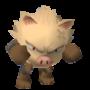Primeape (サルのすけ )
