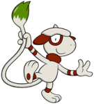 Smeargle (dream world).png