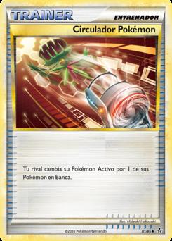 Carta Circulador Pokémon