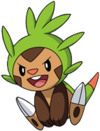 Chespin (anime XY) 2.png