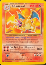 Charizard (Base Set TCG)