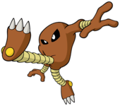 Hitmonlee (dream world) 2.png