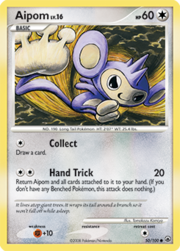 Aipom (Majestic Dawn 50 TCG).png