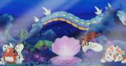 EH02 Pokémon del gimnasio Celeste en el acuario.png