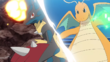 EP1114 Mega-Lucario VS Dragonite.png