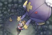Novena misión de Pokémon Ranger 2.png