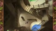 EP707 Relatividad- de Escher en el episodio.png