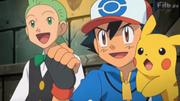 EP763 Ash, Pikachu y Millo.png