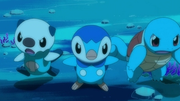 PK18 Piplup, Oshawott y Squirtle.png
