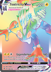 Toxtricity VMAX (Choque Rebelde 196 TCG).png