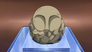 Fósil de Kabuto.
