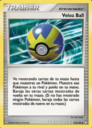 Veloz Ball (Tesoros Misteriosos TCG).png