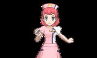 Enfermera del CP