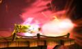 Pikachu usando cabezazo empuje SSB4 3DS.png
