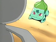 EP400 Bulbasaur retrocediendo.jpg