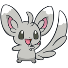 Minccino (dream world).png