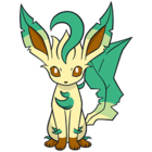 Leafeon (dream world) 2.png