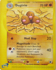 Dugtrio (Expedition Base Set 44 TCG).png