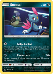 Sneasel (Ultraprisma TCG).png