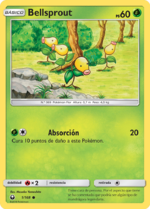 Bellsprout (Tormenta Celestial TCG).png
