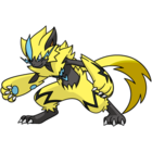 Zeraora (dream world).png