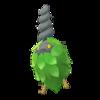 Burmy planta