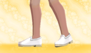 Zapatos Planos Blanco.png