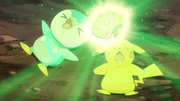 EP637 Shaymin usando aromaterapia.png