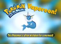 """""""A este Pokémon lo confunden con una sirena""""."""