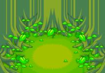 Bosque Elemental en Equipo de Rescate Rojo y Azul