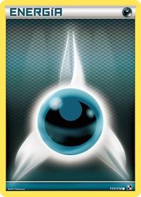 Carta de la energía oscura