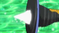 Empoleon usando pico taladro.