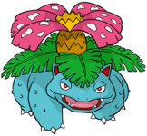 Venusaur (dream world) 3.png
