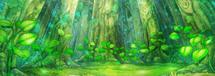 Bosque Elemental en Equipo de Rescate DX