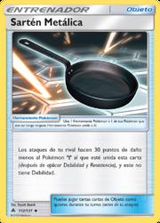 Sartén Metálica (Luz Prohibida 112 TCG).png