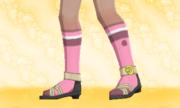 Calcetines de Deporte Rosa.png