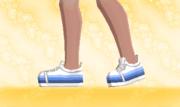 Zapatillas de Deporte Azul Gradual F.png