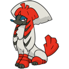 Furfrou kabuki (dream world).png