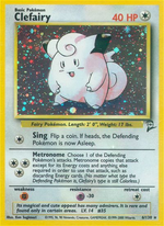 Clefairy (Base Set 2 TCG)