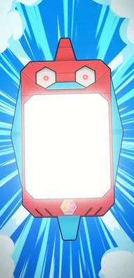 Archivo:Porygófono reclutando parejas de compis Pokémon Masters.webm