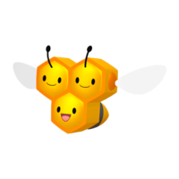 Combee HOME.png