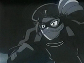 Arácnido Negro